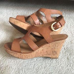 Franco Sarto Wedge Heel
